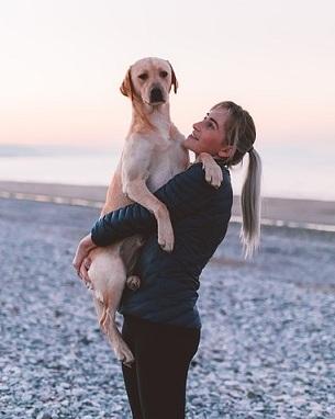 vacances avec un chien